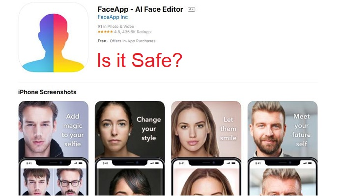 Is FaceApp Safe to Use?, Is FaceApp Safe For Using