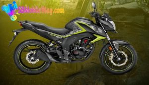 HONDA CB Hornet 160R CBS Specifications and Price