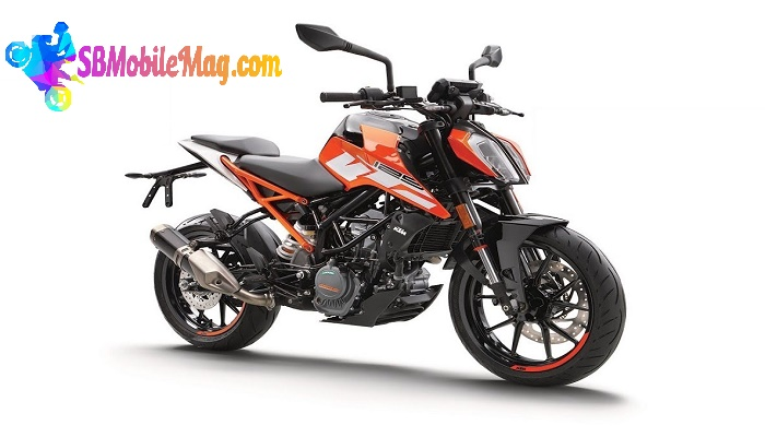KTM Duke 125 ABS 2017 Model Specifications and Price