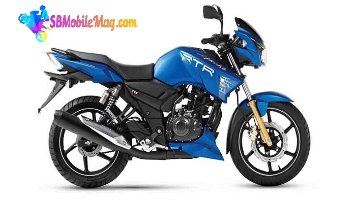 TVS Apache RTR 160 Double Disc Price and Specifications