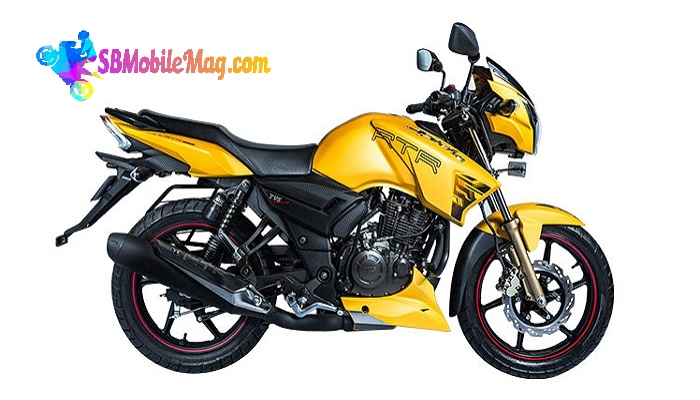 TVS Apache RTR 160 Single Disc Price and Specifications