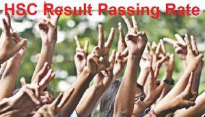 hsc result 2019 passing rate, hsc result passing rate, hsc result 2019 gpa 5