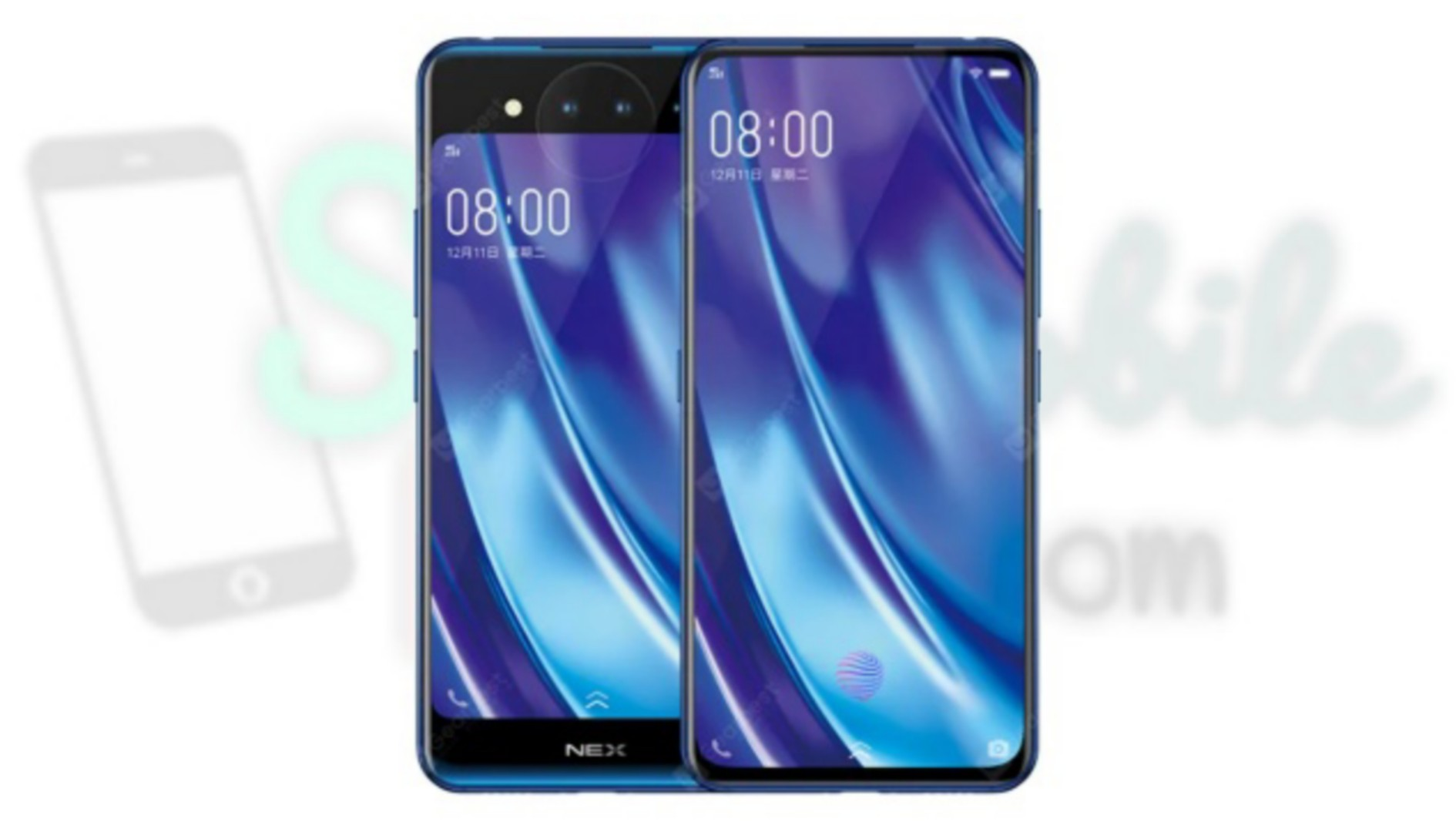 Vivo NEX Dual Display Specifications and Price