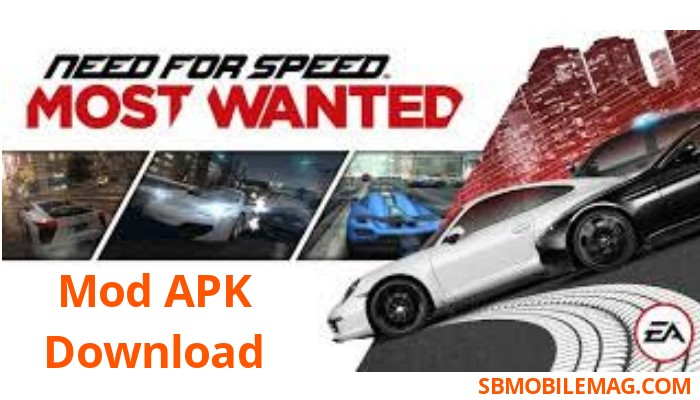 NFS Most Wanted Mod APK